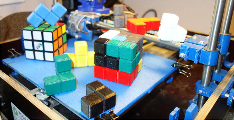 Le SOMA Cube